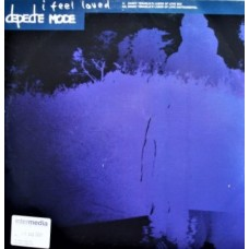 "DEPECHE MODE - I FEEL LOVED - 12"" UK 2001 - PROMO - NEAR MINT"