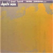 """DEPECHE MODE - I FEEL LOVED - 12"""" UK 2001 - PROMO - NEAR MINT"""