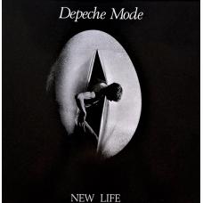 "DEPECHE MODE - NEW LIFE - 7"" UK 1981 - EXCELLENT"