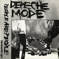 "DEPECHE MODE - PEOPLE ARE PEOPLE - DIFFERENT MIX - 12"" UK 1984  - EXCELLENT++"