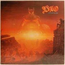 DIO - THE LAST IN LINE - LP UK 1984 - ORIGINAL - EXCELLENT+