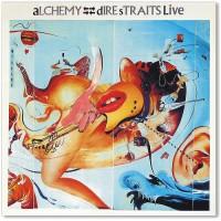 DIRE STRAITS - ALCHEMY - LIVE - LP IRELAND 1984 - EXCELLENT