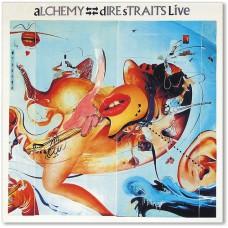 DIRE STRAITS - ALCHEMY - LIVE - 2LP UK 1984 - EXCELENT