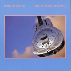 DIRE STRAITS - BROTHERS IN ARMS - LP UK 1985 - EXCELLENT