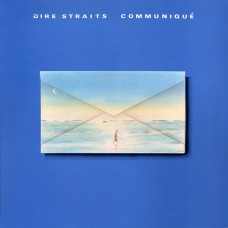 DIRE STRAITS - COMMUNIQUE - LP UK - EXCELLENT+