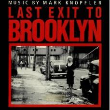 MARK KNOPFLER - LAST EXIT TO BROOKLYN - LP UK 1989 - NEAR MINT