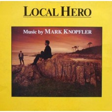 MARK KNOPFLER - LOCAL HERO - LP UK 1983 - NEAR MINT