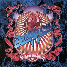 DOKKEN - BACK FOR THE ATTACK - LP USA 1987 - NEAR MINT