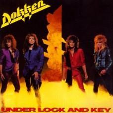 DOKKEN - UNDER LOCK AND KEY - LP 1985 - NEAR MINT