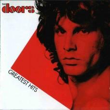THE DOORS - GREATEST HITS - LP UK 1980 - NEAR MINT
