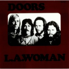 THE DOORS - L.A. WOMAN - LP - FACTORY SEALED - MINT