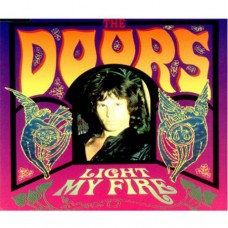 "THE DOORS - LIGHT MY FIRE - 12"" 1991 - MINT"