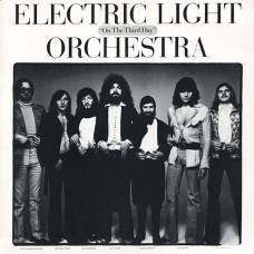 ELECTRIC LIGHT ORCHESTRA - ON THE THIRD DAY - LP UK 1978 - LIMITED ON CLEAR VINYL - EXCELLENT+