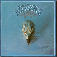 EAGLES - THEIR GREATEST HITS - 1971-1975 - LP - EXCELLENT