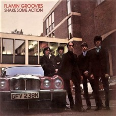 FLAMIN' GROOVIES - SHAKE SOME ACTION - LP UK 1976 - NEAR MINT