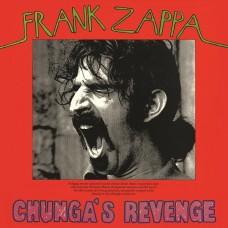 FRANK ZAPPA - CHUNGA'S REVENGE - LP UK 1971 - EXCELLENT+
