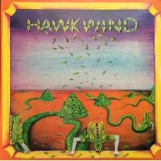 HAWKWIND - HAWKWIND - LP UK 1984 - NEAR MINT