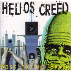 HELIOS CREED - KISS TO THE BRAIN - LP USA 1992 - NEAR MINT
