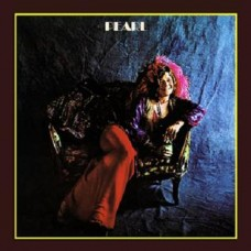 JANIS JOPLIN - PEARL - LP UK 1982 - EXCELLENT+