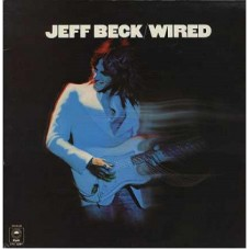 JEFF BECK - WIRED - LP UK - EXCELLENT