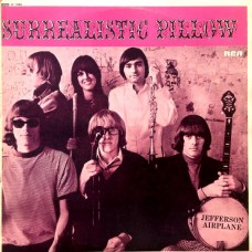 JEFFERSON AIRPLANE - SURREALISTIC PILLOW - LP UK 1969 - EXCELLENT+