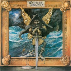 JETHRO TULL - THE BROADSWORD AND THE BEAST - LP UK 1982 - EXCELLENT+