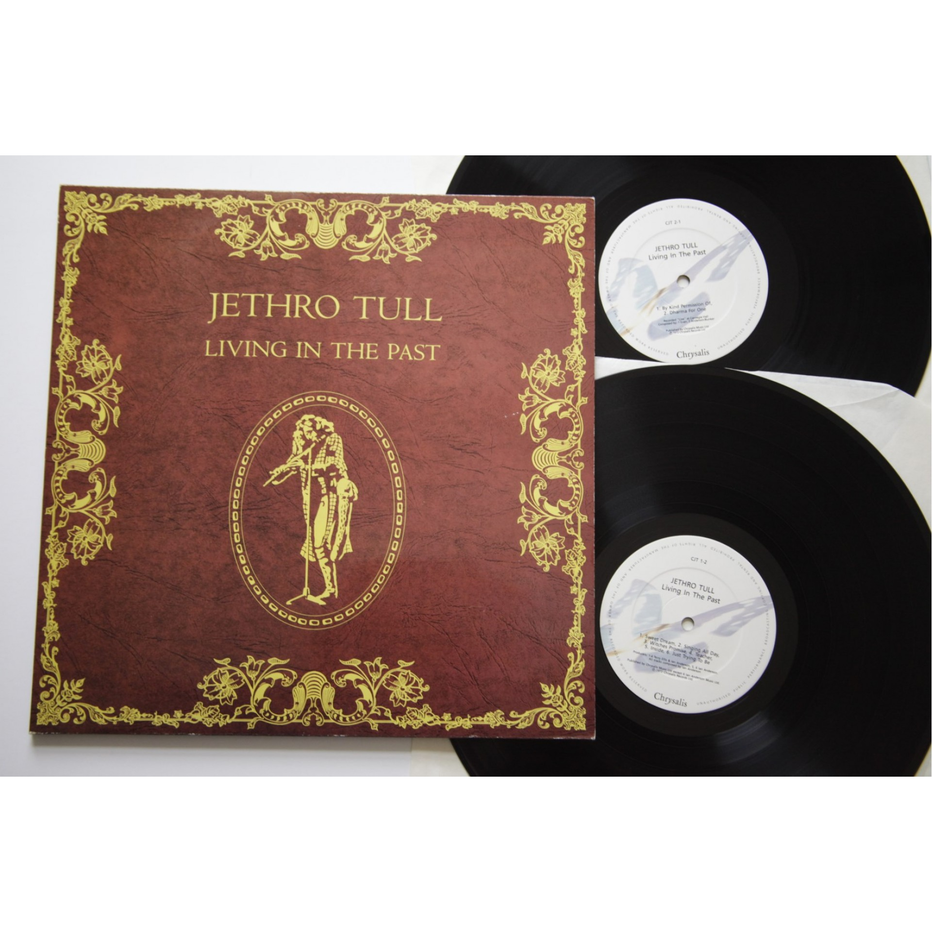 living with the past Find a jethro tull - living in the past first pressing or reissue complete your jethro tull collection shop vinyl and cds.