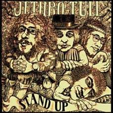 JETHRO TULL - STAND UP - LP UK 1973 - EXCELLENT+