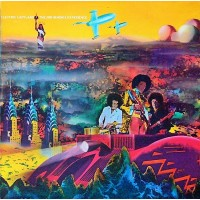 JIMI HENDRIX EXPERIENCE - ELECTRIC LADYLAND  PART 1 - LP UK 1968 - EXCELLENT