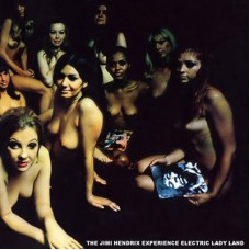 JIMI HENDRIX EXPERIENCE - ELECTRIC LADYLAND - LP UK 1973 - EXCELLENT-