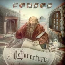 KANSAS - LEFTOVERTURE - LP UK 1976 - EXCELLENT++