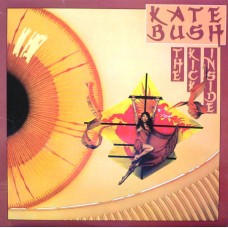 KATE BUSH - THE KICK INSIDE- LP UK 1978 - EXCELLENT+