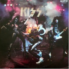 KISS - ALIVE! - 2LP UK 1984 - EXCELLENT+