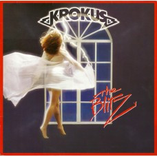 KROKUS - THE BLITZ - LP 1984 - EXCELLENT+