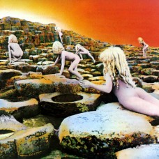 LED ZEPPELIN - HOUSES OF THE HOLY - LP - EXCELLENT