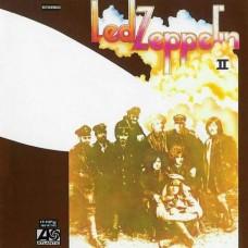 LED ZEPPELIN - II - LP - EXCELLENT+