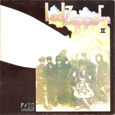 LED ZEPPELIN - II - LP UK 1969 - EXCELLENT+