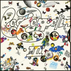 LED ZEPPELIN - III - LP UK 1972 - EXCELLENT+