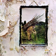 LED ZEPPELIN - IV - LP - NEAR MINT