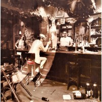"""LED ZEPPELIN - IN THROUGH THE OUT DOOR - LP UK 1979 - VARIANT """"F"""" - EXCELLENT-"""