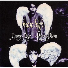 "JIMMY PAGE & ROBERT PLANT - MOST HIGH - 7"" UK 1998 - EXCELLENT+"