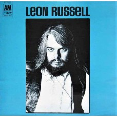LEON RUSSELL - LEON RUSSELL - LP UK 1970 - EXCELLENT+