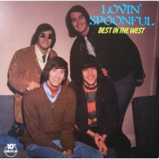 """LOVIN' SPOONFUL - BEST IN THE WEST - 10"""" UK 1983 - EXCELLENT"""