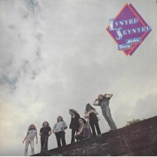 LYNYRD SKYNYRD - NUTHIN' FANCY - LP UK 1975 - EXCELLENT++