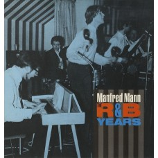 MANFRED MANN - THE R & B YEARS - LP UK 1982 - NEAR MINT