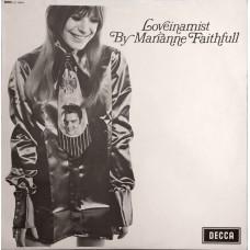 MARIANNE FAITHFULL - LOVE IN A MIST - LP UK 1967 - MONO - ORIGINAL - EXCELLENT+