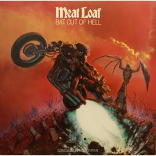 MEAT LOAF - BAT OUT OF HELL - LP UK  - EXCELLENT++
