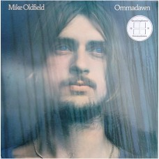 MIKE OLDFIELD - OMMADAWN - QUADROPHONIC - LP UK 1975 - EXCELLENT