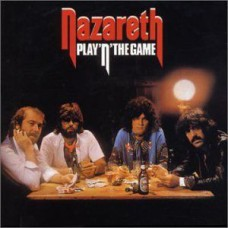 NAZARETH - PLAY 'N' THE GAME- LP UK - EXCELLENT+