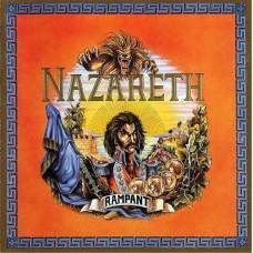 NAZARETH - RAMPANT - LP - EXCELLENT